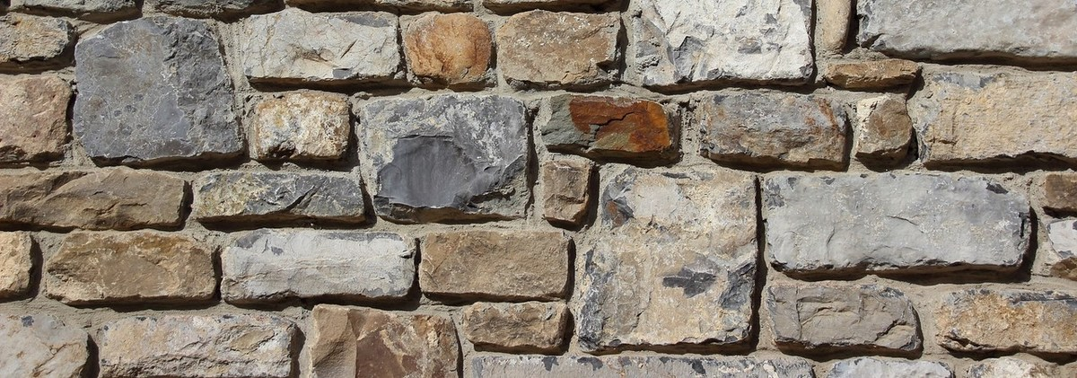 Cropped Walling Stone