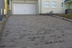 Granite Cobble Setts