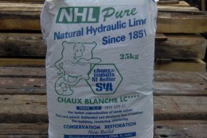 Natural Hydraulic Lime Mortar 3.5