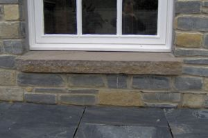 Sandstone Window Cill