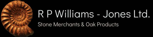 RP Williams and Jones Stone and Oak Suppliers